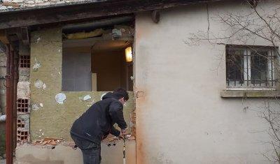 Atelier de charpentiers couvreurs à Albi